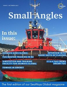 Magazine for all who is interested in the towage industry